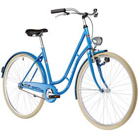 Ortler Detroit - Bicicleta holandesa - Azul petróleo